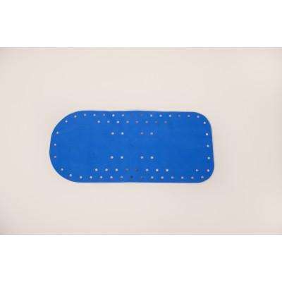 Anti-slip badmat