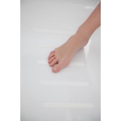 Antislip strips badkamer