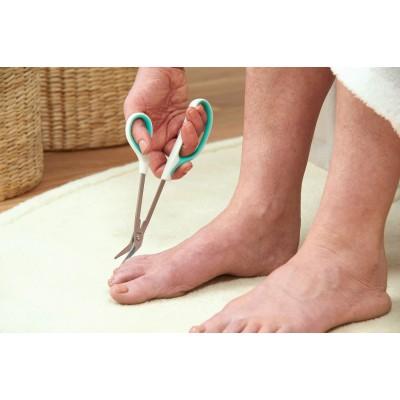 Nagelschaar tenen