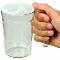 Drinkbeker met open handvat