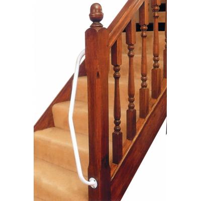 Beugel voor trapleuning