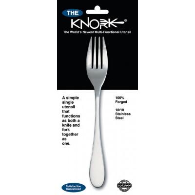 Knork vork en mes in 1